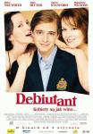 Plakat filmu Debiutant