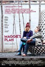 Plakat filmu Plan Maggie