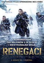 Plakat filmu Renegaci