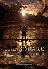 Plakat filmu The Square