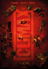 Movie poster Climax