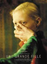 Plakat filmu Wysoka dziewczyna