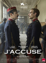 Movie poster Oficer i szpieg