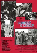 Movie poster Matthias i Maxime