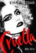 Movie poster Cruella