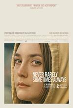 Plakat filmu Nigdy, rzadko, czasami, zawsze