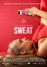 Movie poster Sweat