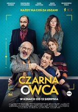Movie poster Czarna owca