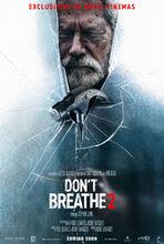 Plakat filmu Nie oddychaj 2