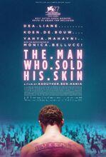 Plakat filmu Człowiek, który sprzedał swoją skórę