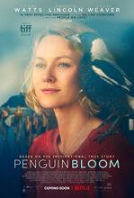 Plakat filmu Penguin Bloom: niesamowita historia Sam Bloom
