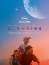 Plakat filmu Gagarine